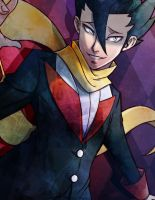 Grimsley by Khaliqa