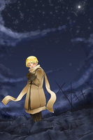 APH: Silent Night by ryounkura