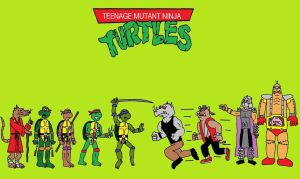 TMNT by clinteast