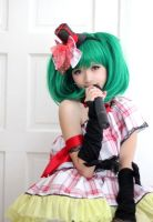 Macross Frontier Ranka Lee cosplay by Lycorisa