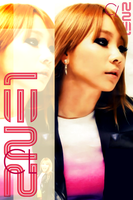 2NE1 CL IPOD WALLPAPER by Awesmatasticaly-Cool