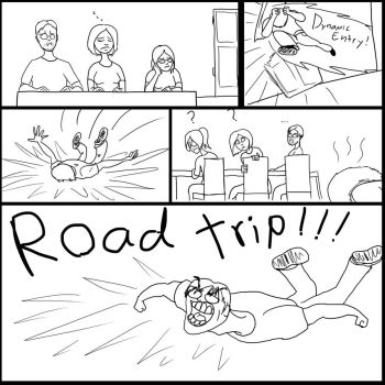 Roadtrip Comic by Garlic-Demon