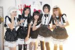 Koshinko Maid Cafe 2012 by ElredRaphael