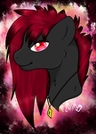 Chrissi the Pony Version 1 by CKittyKat98