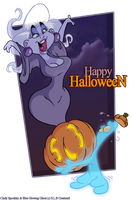 Happy ghostly night by SLB-CreationS