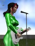 Earth Day Concert in Angel Falls by kenfusion45
