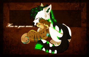In Your A R M S by curdled-CHEESE