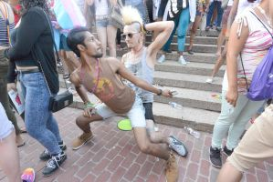 2015 Boston Pride Festival, the Bump and Grind 5 by Miss-Tbones