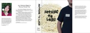 Nothing to Lose Alex Flinn book cover design by chkimbrough