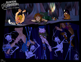 Doktor C.A.B.enstein ~ The Cave Cricket People by CeeAyBee