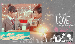 Dream High: Love by naccholen