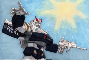 Prowl Gives The Warcry 2 by Ha-HeePrime
