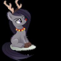 Reindeer Lene by JaDeDJynX