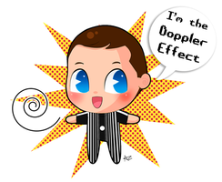 Im the Doppler Effect by adrybsk