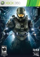 Halo 4 1st Box Art (Concept) by DANYVADERDAY