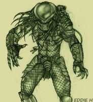 Predator by EddieHolly