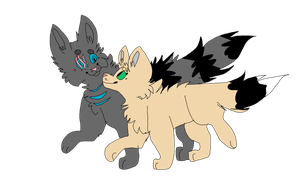Take a walk with me||AT by jayfeather009