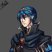 Prince Marth by Shun-one