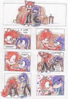 Kyle and Rachel Comic Request by ChaosAngel5