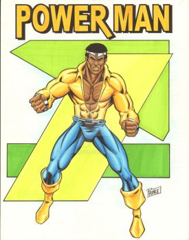 Power Man by Budprince