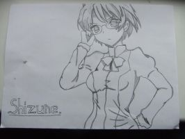 Shizune by Bisquitsx