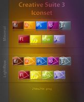 CS3 Iconset by proXxyq
