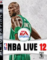 NBA LIVE 11 - Game Cover PS3 by joaood