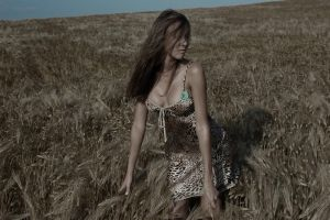 GUESS Leopard Print dress 2 by rustyshutter