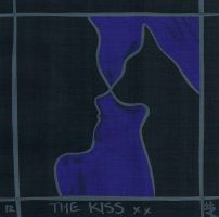 the kiss by essencestudios