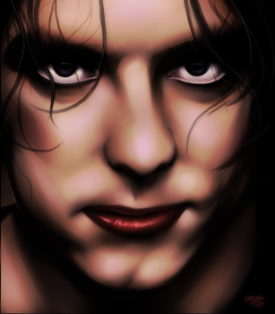 Robert Smith by Lazy-Aura
