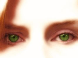 Green Eyes by FS600