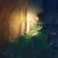 Window - Adelaida by childrensillustrator