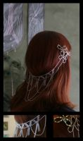 Hair Jewel by forgedirony