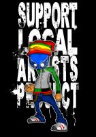 Support Local Artists Project by silifulz