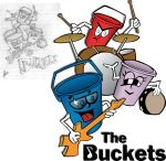 The Buckets by Jazzmanian