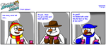 Snow Sam Comic 34 by BluebottleFlyer