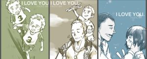 PACIFIC RIM - I LOVE YOU. by tedizack