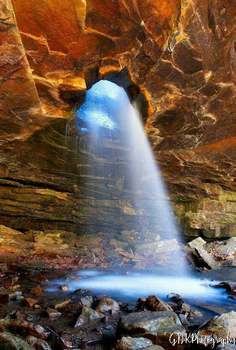 Six Fingers Falls by GDKPhotography