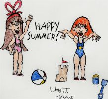 Summertime by Urvy1A