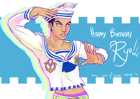 Jojolion birthday by Deericious