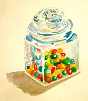 Candy Jar by Venis-Ivy