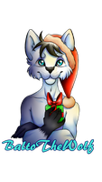 furry badge commission by PickleMittens