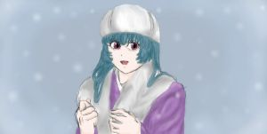 Beauty In the Snow by AbominalSnowDemon
