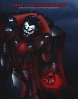 Mr. Sinister by DaQuantum