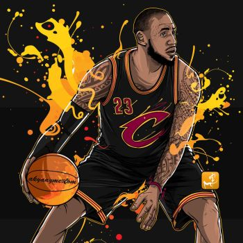 The King James by akyanyme
