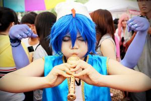 Magi: I call you Ugo-kun by Lishrayder