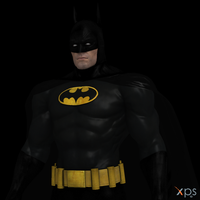 BAC - Batman 1989 Style by MrUncleBingo