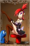 Frankie French Maid by 14-bis