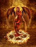 Lilith's Fire by OfficinaOscura