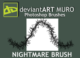 Muro Nightmare PS brush by Gashu-Monsata